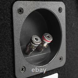 10 Loaded Subwoofer Enclosure Vented Box 800 Watts Max Cerwin Vega XE10SV