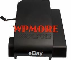 ALPINE SBV-10-WRA PRE-LOAD 10 SUBWOOFER JEEP JK UNLIMITED Sound System SBV10WRA