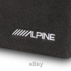 Alpine 10 Inch 1000 Watt Loaded Ported Truck Subwoofer Enclosure Box SBT-S10V