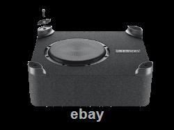 Audison Apbx 8ds Loaded Enclosure Box 8 500w Subwoofer Bass 2-ohm Speaker New
