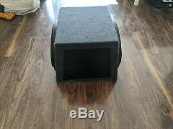 Boston Acoustics G512RS 12 450W Loaded Subwoofer Box With G512 Sub