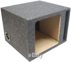 Car Audio Single 15 L7 Loaded Kicker L7S15 Vented Sub Box & CX1200.1 Amp Pack