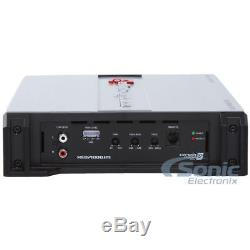 Cerwin-Vega BKX7212S 3000W Amplified Basskit Dual 12 Loaded Subwoofer Bass Box