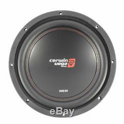 Cerwin Vega Dual 10 Loaded 1600W Max Slot Vented Enclosure