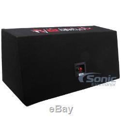 Cerwin-Vega H6E10DV 2000W Dual 10 Loaded Vented Subwoofer Bass Box Enclosure