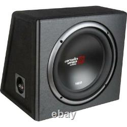 Cerwin-Vega Mobile XE10SV XED Series Single 10 Subwoofer in Loaded Enclosure