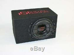 DD Audio LE-M10 Digital Designs Loaded Enclosure 10 inch 250w RMS