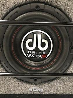 Db Drive Triple 6.5 Woofer Box Loaded 1500 Watts (wdx63bc)