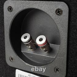 Dual 10 Loaded Subwoofer Enclosure Vented Box 800 Watts Max Cerwin Vega XE10DV