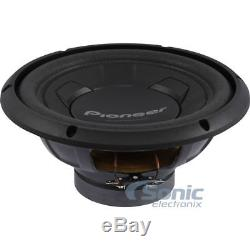 Fits 2003-07 Chevy Silverado/GMC Sierra Dual Loaded Subwoofer Box (2) TS-W106M