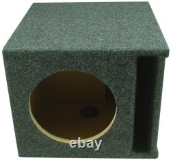 Harmony Audio HA-ML122 Competition Loaded 12 Sub 3000W Slot Vented SPL Sub Box