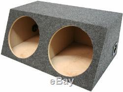 Harmony HA-R154 Sealed 15 Loaded Sub Box with Kicker 44KXA8001 Amp & Wire Kit