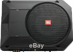 JBL BASSPRO 8 Single-Voice-Coil Loaded Subwoofer Enclosure with Integrated