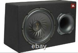 JBL BassPro 12 450W Powered 12 Loaded Subwoofer Ported Enclosure System NEW