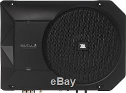 JBL BassPro SL 8 Loaded Subwoofer Enclosure with Integrated 125W Amp Black