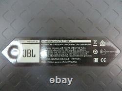 JBL BassPro SL 8 Loaded Subwoofer Enclosure with Integrated 125W Amp Black