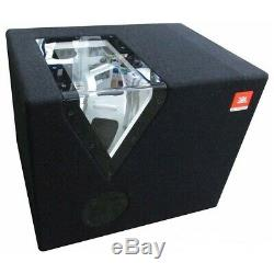 JBL GT-12BP Passive 1200W 12 GT Series 4-Ohm Loaded Ported Bandpass Subwoofer