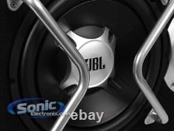 JBL GT-BassPro12 450W 12 Loaded/Powered Box Car Subwoofer System