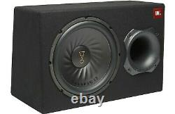 JBL SUBBP12AM 450W Max Powered 12 Loaded Ported Enclosure Subwoofer BASSPRO12