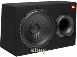 JBL SUBBP12AM 450W Max Powered 12 Loaded Ported Subwoofer Enclosure BASSPRO12