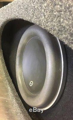 JL AUDIO 12w7 HO112R-W7AE High Output Box Loaded 12W7AE Sub 1,500W Subwoofer A+