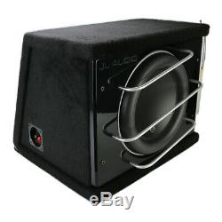 JL AUDIO CLS112RG-W7AE Loaded 12 Subwoofer PowerWedge Box with12W7AE USED