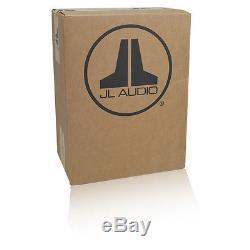 JL AUDIO CP106LG-W3v3 6-1/2 Microsub Slot-Ported Enclosure Loaded Sub Box New