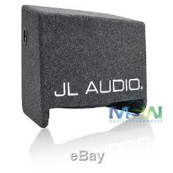 JL AUDIO CP110-W0v3 10 PORTED SUB ENCLOSURE BOX LOADED with 10W0v3-4 SUBWOOFER