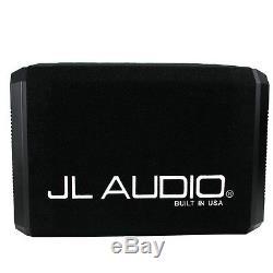 JL AUDIO CS212G-W6v3 Loaded (2) 12W6v3 Subwoofers Sealed Enclosure Box ProWedge