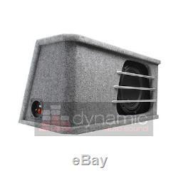 JL AUDIO HO112RG-W3v3 Loaded 12 Subwoofer High Output HO Box 12W3v3 Sub 500W