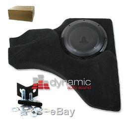 JL AUDIO Infiniti'03-'07 G35 Coupe Stealthbox Loaded 10W1v3 Subwoofer Box 600W