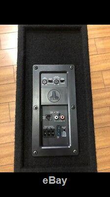 JL Audio ACS112LG-TW1 12 12TW1-0.25 Amplified Loaded Subwoofer Enclosure