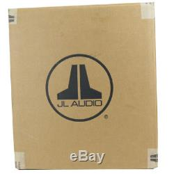 JL Audio CS110G-TW3 10 TW3-D4 Subwoofer Loaded Sealed ProWedge Enclosure NEW