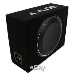 JL Audio CS110LG-TW1-2 Single 10TW1 Loaded Sealed Subwoofer Enclosure 300W