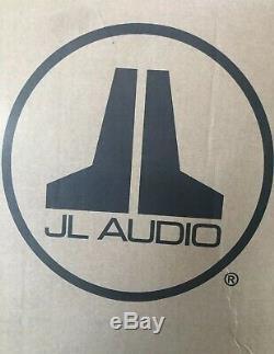 JL Audio CS112G-TW3 12 TW3-D4 Subwoofer Loaded Sealed ProWedge Enclosure