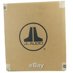 JL Audio CS112G-TW3 12 TW3-D4 Subwoofer Loaded Sealed ProWedge Enclosure NEW