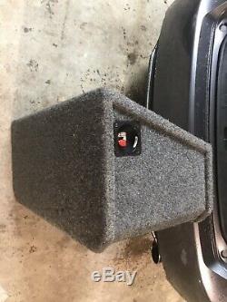 JL Audio CS212RG-W3v3-2 12in. Car Subwoofer Loaded Sealed Enclosure