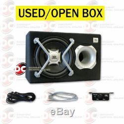 Jbl Gt-basspro12 12 Single Enclosure Ported Loaded Car Subwoofer 450 Watts