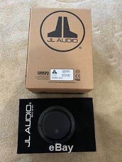 Jl Audio Cp106lg-w3v3 6.5 300w 4 Ohm Car Audio Enclosed Loaded Sub Woofer Box