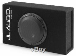 Jl Audio Cp106lg-w3v3 Slot-ported Enclosure Loaded 6.5 Subwoofer Speaker Box