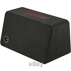 KICKER Solo-Baric L7R 12 Single-Voice-Coil 2-Ohm Loaded Subwoofer Enclosur