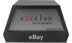 Kenwood Excelon P-XRW1202DB 12 Loaded Subwoofer