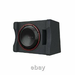 Kenwood P-XW1221SHP 1000W 12 Pre-loaded High-Power Car Subwoofer Box Enclosure