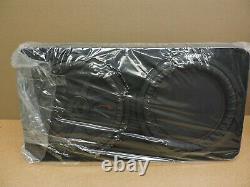 Kicker 43TCWRT122 12 CompRT 500-Watt 2-Ohm Thin Loaded Enclosure