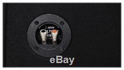 Kicker 44DL7S122 Dual 12 3000w L7 Solo-Baric L7S Loaded Sub Enclosure+Amp+Wires
