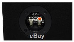 Kicker 44TL7S102 10 1200w L7 Solo-Baric L7S Loaded Enclosure+Kicker Amplifier