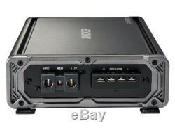 Kicker Comp C12 Triple 12 Subwoofer Loaded 1800 Watt Sub Box & CX1200.1 Amp