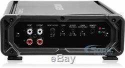 Kicker CompRT 43TCWRT672 6.75 300W Loaded Subwoofer Enclosure + Amp & Amp Kit
