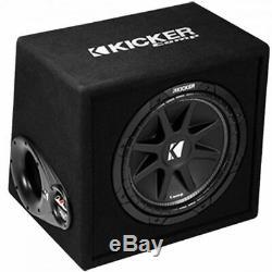Kicker KKP412 KickPack 12 Loaded Vented Subwoofer Box Limited Stock