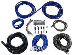 Kicker TCWRT12 Loaded 12 4-Ohm CompR Sub Subwoofer Package 900-Watt Amp Kit